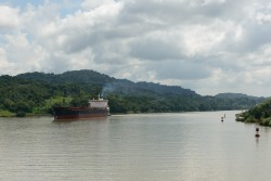 Gatun Lake, Panama Canal