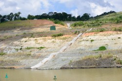 Erosion Control at the Culebra Cut, Panama Canal