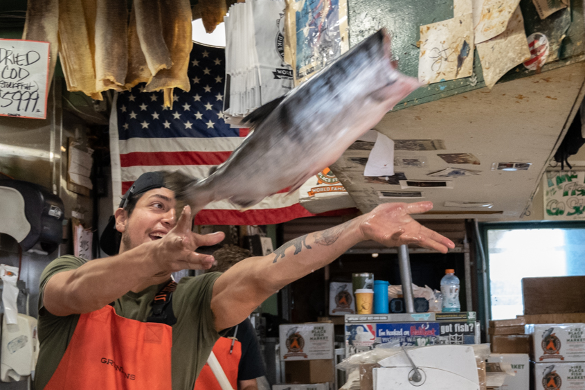 Pike Place Fish Company June 2019_018