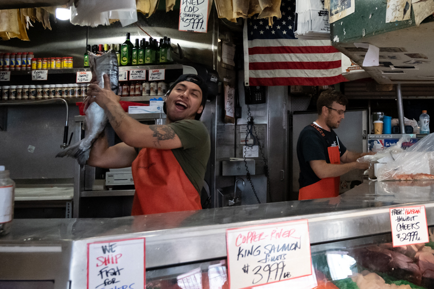 Pike Place Fish Company June 2019_026
